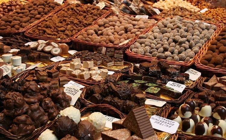 festival cokolade krstarenje